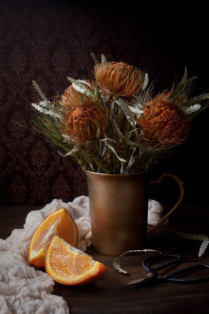 フォルモーサと花瓶